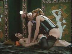 تبا امرأة الصين أبله, حليق على نحو سلس رقص فرنسي سكسي